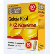 Arko Real Geleia Real + 12 Vitaminas