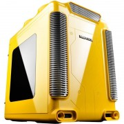Carcasa Deep Cool Steam Castle Yellow