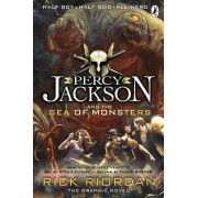Percy Jackson and the Sea of Monsters: The Graphic Novel: Bk. 2 by Rick Riordan