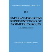 Linear and Projective Representations of Symmetric Groups by Alexander Kleshchev