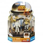 MS18 Star Wars Rebels Mission Series Ezra and Kanan
