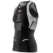 X-Bionic The Trick Running Shirt Men Black/White L Laufunterwäsche