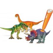 Ravensburger tiptoi Dino's Voordeelbundel - De Stift + Tyrannosuarus + Triceratops + Camarasaurus