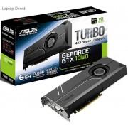 ASUS Turbo GeForce GTX 1060 6Gb/6144mb DDR5 192bit Graphics Card