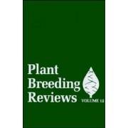 Plant Breeding Reviews: v. 12 by J. Janick