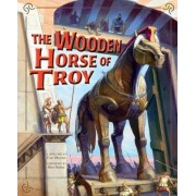 Wooden Horse of Troy by Nick Harris
