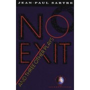No Exit, and Three Other Plays by Jean-Paul Sartre