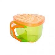 Vital Baby No More Mess Trap a Snack (Orange)