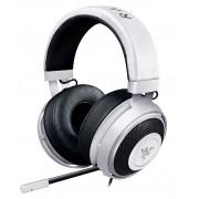 Razer Kraken Pro V2 White Геймърски слушалки с микрофон