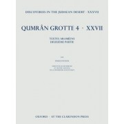 Discoveries in the Judaean Desert: No. XXXVII by Emile Puech