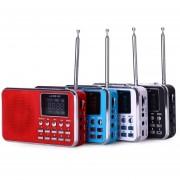 Reproductor De Música L - 938B Portable AM / FM Radio Speaker.