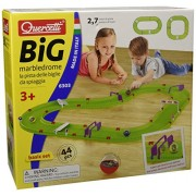 Quercetti 06303 - Gioco Big Marbledrome Basic Set