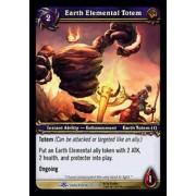 Earth Elemental Totem - Through the Dark Portal - Rare [Toy]