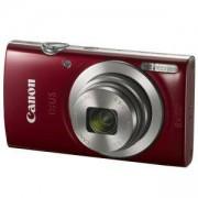Цифров фотоапарат Canon IXUS 185, Червен, 20MP, AJ1809C001AA