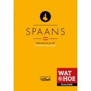 Woordenboek Wat & Hoe taalgids Spaans | Kosmos