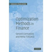 Optimization Methods in Finance by Gerard Cornuejols
