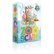 Tasty Minstrel Games Children's Zooscape (Aka Curio Collector) Board Game