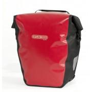 Ortlieb Back-Roller City - Paar - rot - schwarz - Fahrradtaschen