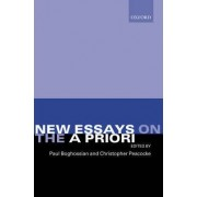 New Essays on the a Priori by Timothy Artin Ward