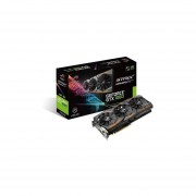 Tarjeta de Video Asus Strix-Gtx1060-6G-Gaming Nvidia Geforce Gtx1060 6GbDDR5 HDMI DVI Dp Asus
