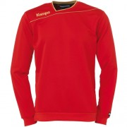 Kempa Trainingstop GOLD - rot/gold | 140