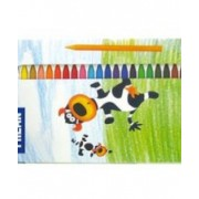 Пастели - пласти 24 цвята