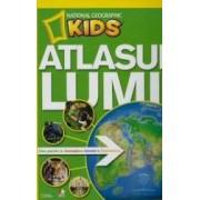 Atlasul Lumii Pentru Tineri Exploratori. National Geographic