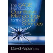 The Sage Handbook of Quantitative Methodology for the Social Sciences by David W. Kaplan