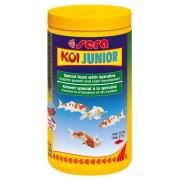 Sera Koi Junior Spirulina 1L