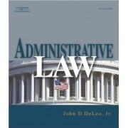 Administrative Law by John Deleo