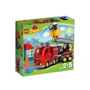 Lego - 10592 - DUPLO Town - Autopompa dei Pompieri