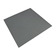 Large Building Plates for Kids: Compatible Toy Boards for Baseplates: Dimensions 50 by 50 Pins, Available in: Blue, Green, Grey and Dark Grey