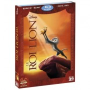 Le Roi Lion - Combo Blu-ray 3D active + Blu-ray 2D + copie digitale [Blu-ray]