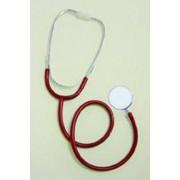 Graham field Health Single Head Nurses Red Stethoscope Part No.300DLX-R
