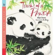 Tracks of a Panda by Nick Dowson