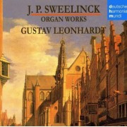 Gustav Leonhardt - Sweenlinck - Orgelwerke (0886975763221) (1 CD)