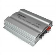 Cougar 4-канален усилвател за автомобил MOSFET 1200W сребрист (C300.4)