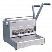 SUPU CW300 - Подвързваща машина - перфорира до 30 листа