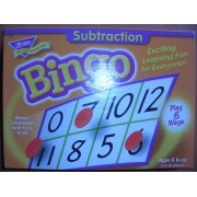 Bingo En Anglais : Numbers + Addition + Subtraction