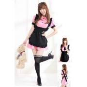 Cosplay 5432 apron with pink and [maid] ribbon (japan import)