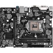 Placa de baza Asrock H81M-HDS R2.0 Intel LGA1150 mATX