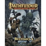 Pathfinder Roleplaying Game: Bestiary 4: 4 by Jason Bulmahn
