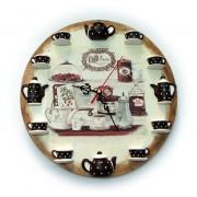Ceas de perete bucatarie 1046