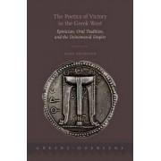 The Poetics of Victory in the Greek West by Nigel Nicholson