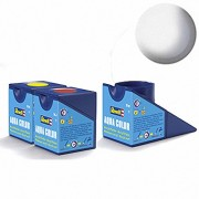 Revell Acrylics (Aqua) - 18ml - Aqua White Silk - RV36301