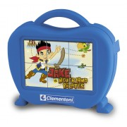Blokkenpuzzel Jake & The Never Land Pirates - 6 stuks