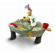 Little Tikes - Mesa de agua en forma de barco pirata (MGA 615240)