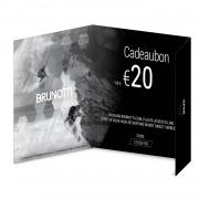Brunotti Giftcard 20 Euro Uni