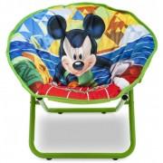Fotoliu pliabil Delta Children Mickey Mouse