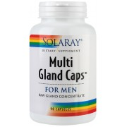 MULTI GLAND CAPS FOR MEN - Pentru imbunatatirea starii generale de sanatate